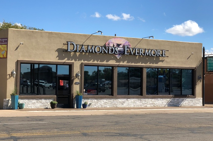 Diamondsevermorestore